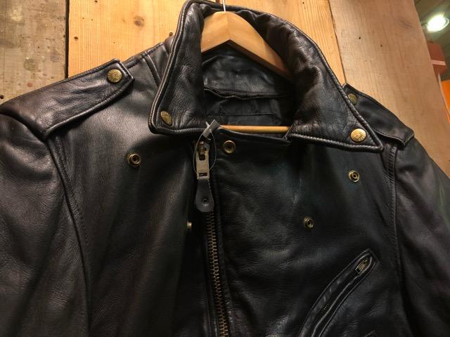 11月23日(土)マグネッツ大阪店スーペリア入荷!!#10 MIX Part2編!! LeatherJkt & Harley-Davidson, BARACUTA, NOS!!_c0078587_15492791.jpg
