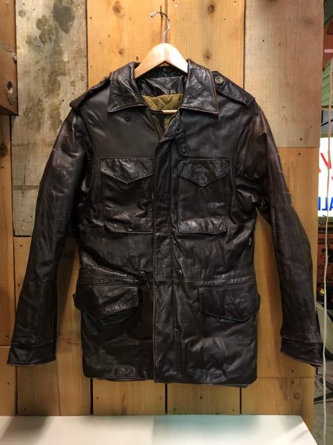 11月23日(土)マグネッツ大阪店スーペリア入荷!!#10 MIX Part2編!! LeatherJkt & Harley-Davidson, BARACUTA, NOS!!_c0078587_16502342.jpg