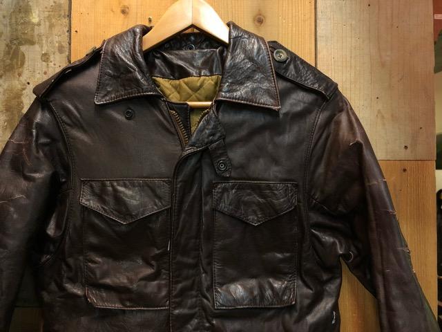 11月23日(土)マグネッツ大阪店スーペリア入荷!!#10 MIX Part2編!! LeatherJkt & Harley-Davidson, BARACUTA, NOS!!_c0078587_16504210.jpg