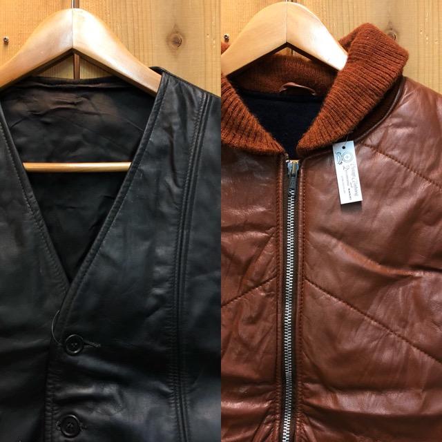 11月23日(土)マグネッツ大阪店スーペリア入荷!!#10 MIX Part2編!! LeatherJkt & Harley-Davidson, BARACUTA, NOS!!_c0078587_1652028.jpg