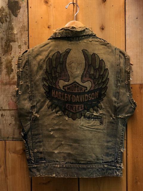 11月23日(土)マグネッツ大阪店スーペリア入荷!!#10 MIX Part2編!! LeatherJkt & Harley-Davidson, BARACUTA, NOS!!_c0078587_18114724.jpg