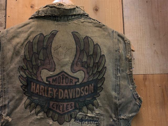 11月23日(土)マグネッツ大阪店スーペリア入荷!!#10 MIX Part2編!! LeatherJkt & Harley-Davidson, BARACUTA, NOS!!_c0078587_18123433.jpg