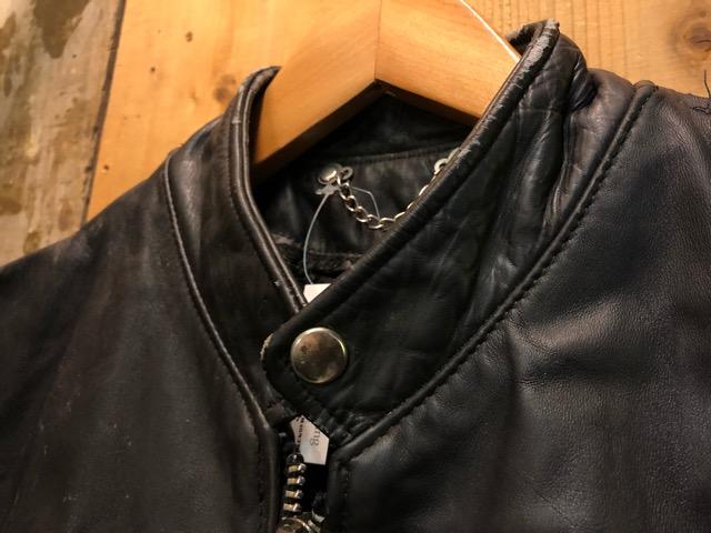 11月23日(土)マグネッツ大阪店スーペリア入荷!!#10 MIX Part2編!! LeatherJkt & Harley-Davidson, BARACUTA, NOS!!_c0078587_1915646.jpg