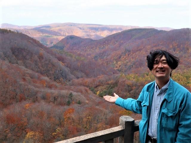 藤田八束の絶景地を訪ねて@秋深くみちのくの旅、八甲田の絶景は秋景色にある、世界に誇る八甲田山系の秋の絶景_d0181492_18353070.jpg
