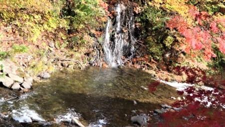 藤田八束の鉄道写真@青森空港でのお話、もみじ山の美しい秋、青森の素晴らしい秋と素敵な仲間で秋を堪能、素敵な秋をありがとう感謝しています_d0181492_19561008.jpg
