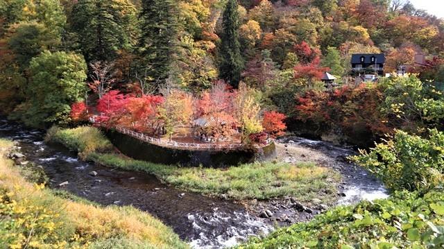 藤田八束の鉄道写真@青森空港でのお話、もみじ山の美しい秋、青森の素晴らしい秋と素敵な仲間で秋を堪能、素敵な秋をありがとう感謝しています_d0181492_19563732.jpg