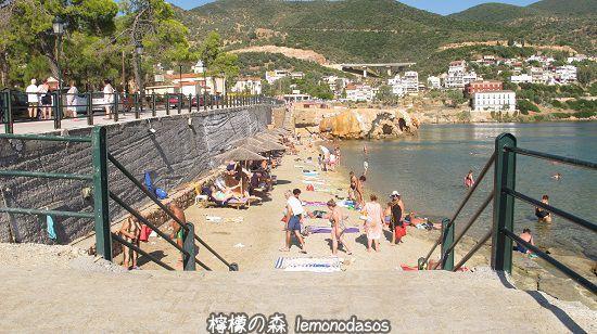 エディプソスの温泉海岸 エヴィア島_c0010496_04024057.jpg