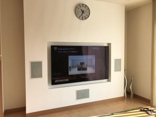 4KテレビリビングシアターにはMARANTZ NR1710がお薦めです☆_c0113001_22281982.jpg