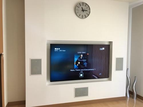 4KテレビリビングシアターにはMARANTZ NR1710がお薦めです☆_c0113001_22300193.jpg