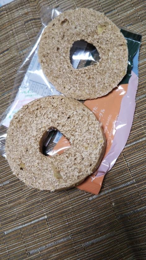 ジュノエスク 焙煎大麦とくるみ_f0076001_23424755.jpg