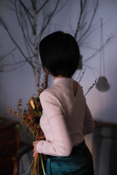 秋のパーソナルブーケレッスン2019〜番外編_b0208604_19384521.jpg