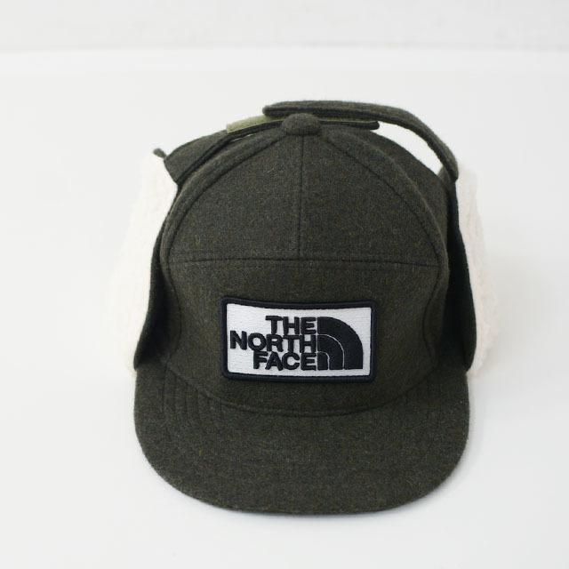 THE NORTH FACE [ザ ノースフェイス正規代理店] Kids\' Winter Trucker Cap [NNJ41900] ウィンタートラッカーキャップLADY\'S / KID\'S _f0051306_18230612.jpg