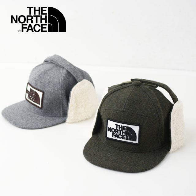 THE NORTH FACE [ザ ノースフェイス正規代理店] Kids\' Winter Trucker Cap [NNJ41900] ウィンタートラッカーキャップLADY\'S / KID\'S _f0051306_18230750.jpg