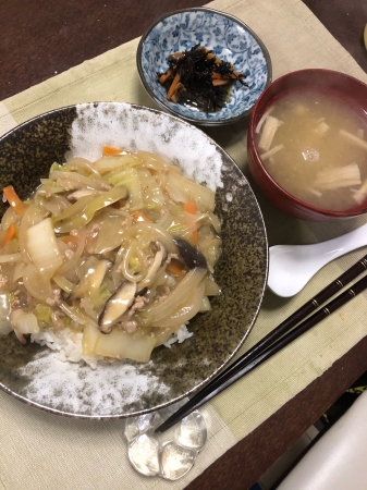 中華丼_d0235108_22324114.jpg