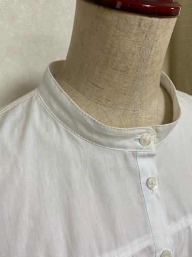 ギャザーたっぷりのシャツ完成しました♪_c0319009_17371113.jpg