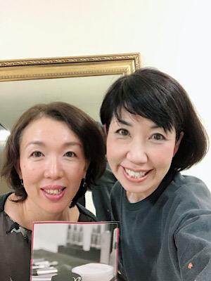 整理収納の教え子さん、嶋田ゆりさんのこと♡ 40歳過ぎてからの挑戦、あなたにはできますか?_f0249610_14222459.jpg
