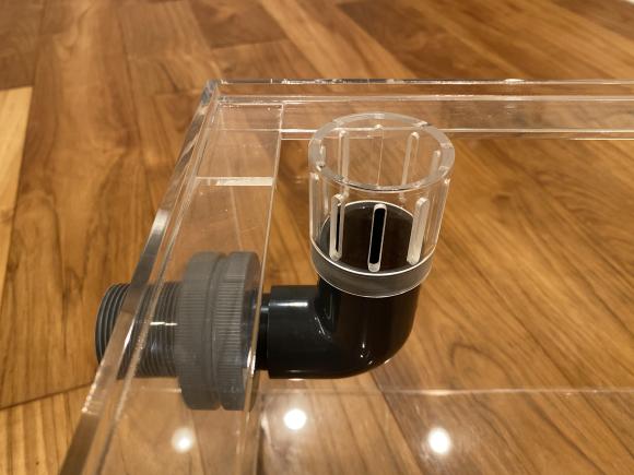 リフジウム水槽のサイドフロー化_e0200816_17145643.jpg