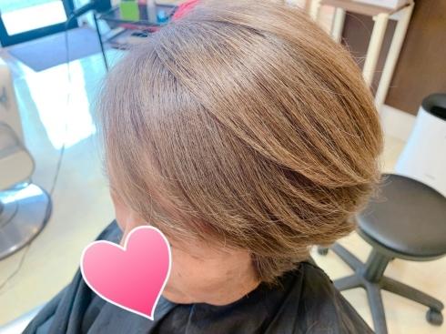淡く、柔らかい色味の白髪染め_f0376319_00282402.jpeg