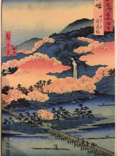 嵐山も紅葉真っ盛り〜!_a0197730_16102221.jpeg