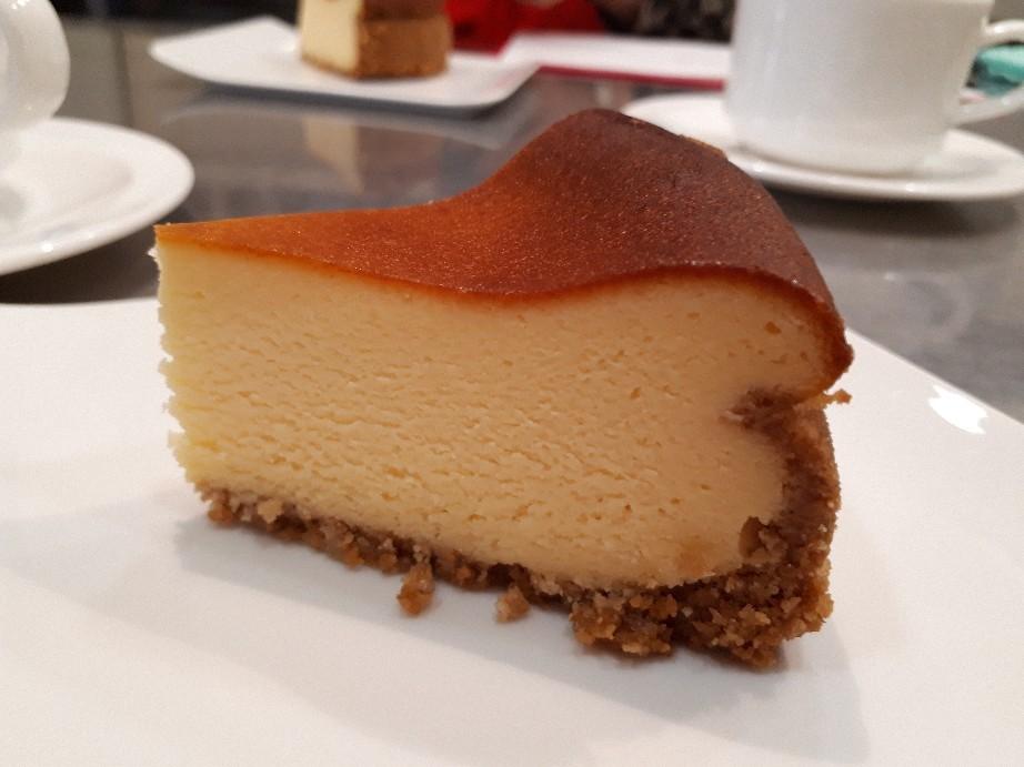 ベイクドチーズケーキ講座_c0226331_16094802.jpg
