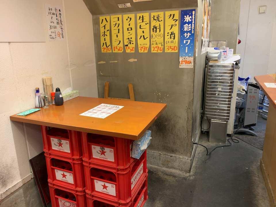 十三の居酒屋「肉のヤマキ商店」_e0173645_08433898.jpg