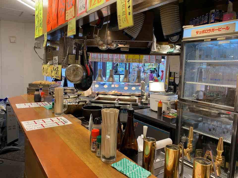 十三の居酒屋「肉のヤマキ商店」_e0173645_08433947.jpg