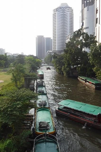 バンコクのセーンセープ運河 Saen Saep Canal in Bangkok_c0027849_20414144.jpg
