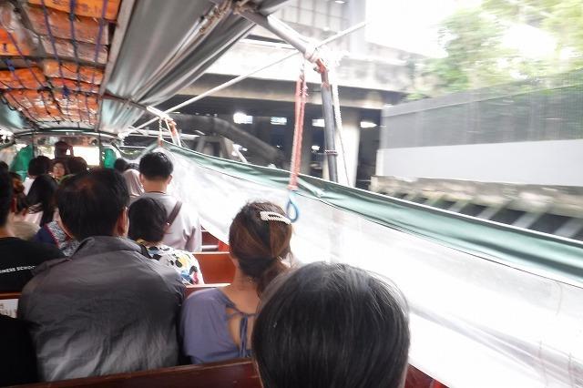 バンコクのセーンセープ運河 Saen Saep Canal in Bangkok_c0027849_20414266.jpg