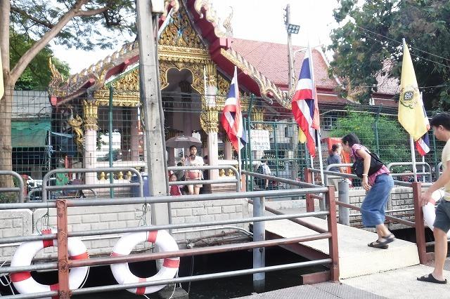 バンコクのセーンセープ運河 Saen Saep Canal in Bangkok_c0027849_20470401.jpg