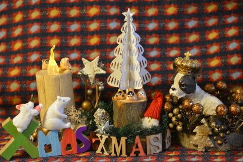 ちょっとみんなと違うクリスマス♪_b0307951_23535489.jpg