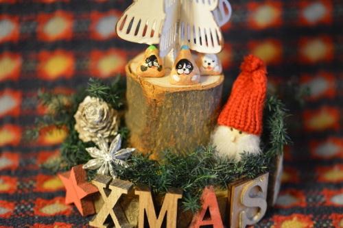 ちょっとみんなと違うクリスマス♪_b0307951_23565342.jpg