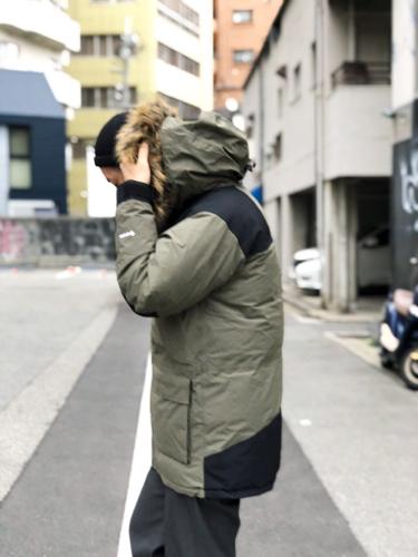 防水&極暖・・・最強の越冬ダウンコートです⤴︎⤴︎_d0227059_17412783.jpg