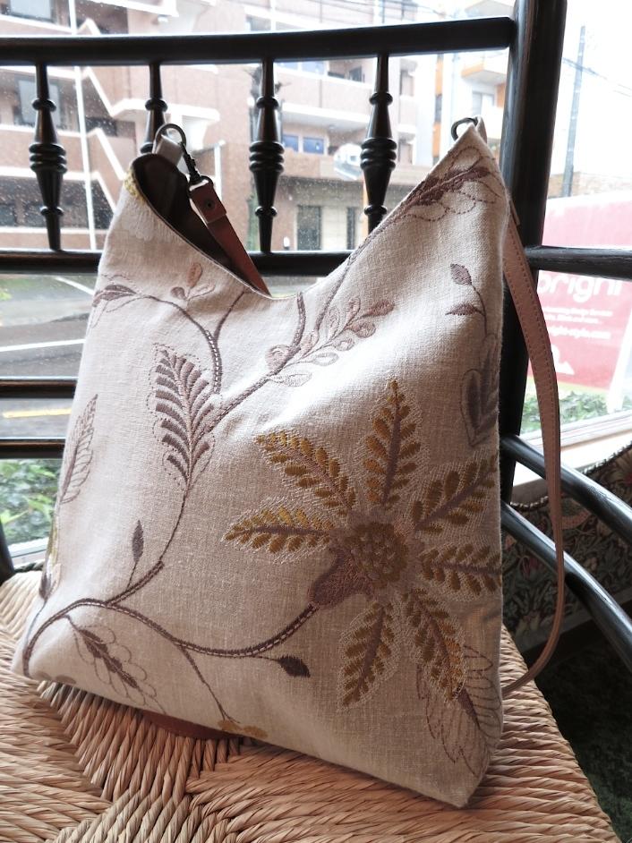 クラーク&クラーク バッグ ウィリアムモリス正規販売店のブライト_c0157866_15283749.jpg