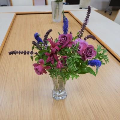 オークリーフ(絵画教室の花8)_f0049672_18500130.jpg
