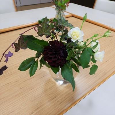 オークリーフ(絵画教室の花8)_f0049672_18500140.jpg