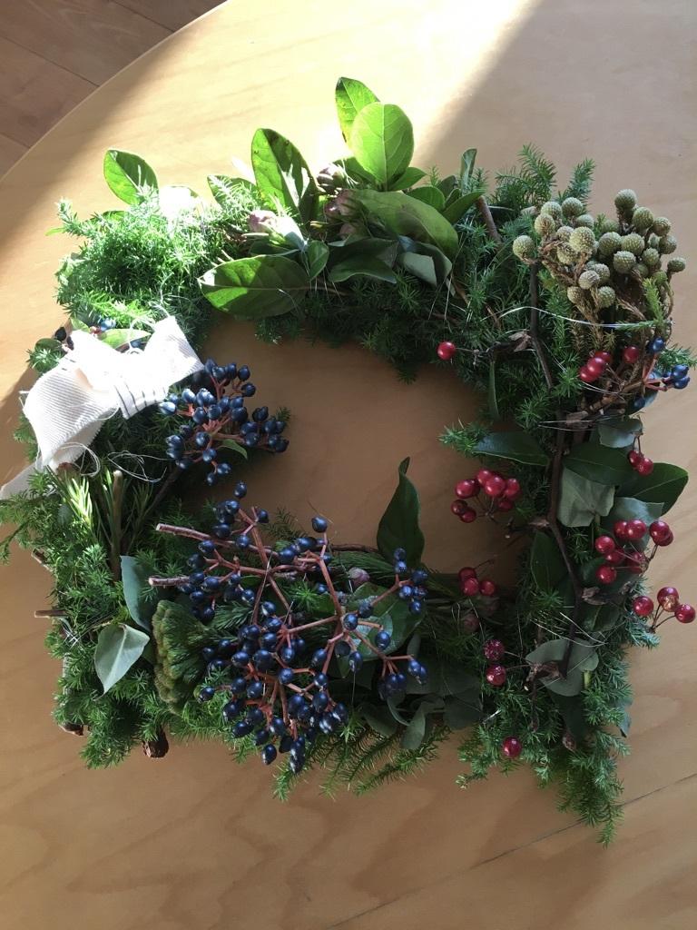 DeuxBlancクリスマスに向けて 〜ワークショップ1日目〜_c0334574_20244943.jpg