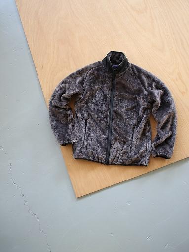 Needles Sportswear Piping Jacket - Micro Fleece / Grey_b0139281_12553494.jpg