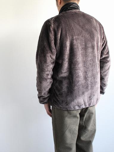 Needles Sportswear Piping Jacket - Micro Fleece / Grey_b0139281_12564978.jpg