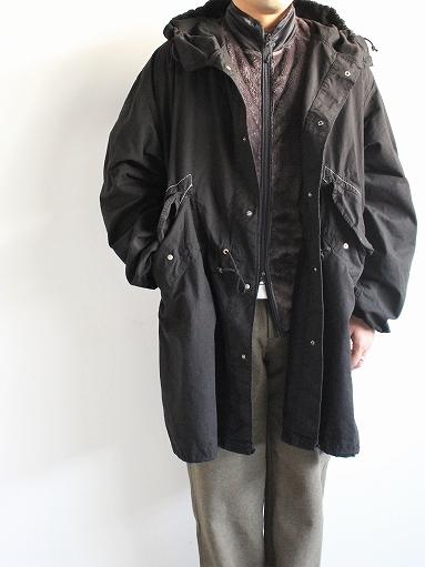 Needles Sportswear Piping Jacket - Micro Fleece / Grey_b0139281_12565852.jpg