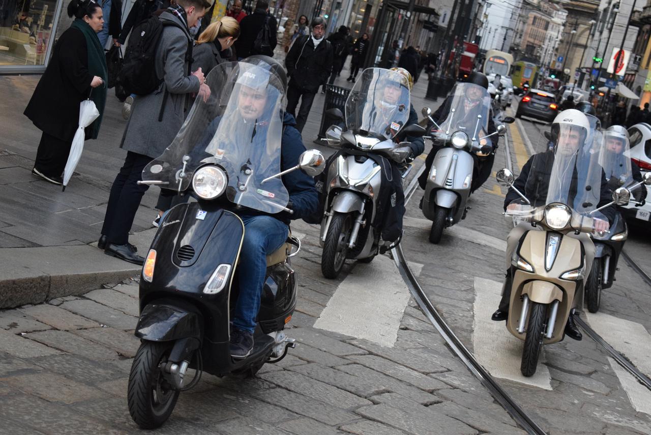 バイク天国☆イタリアの旅 その5 ミラノ街を散策_d0099181_10185486.jpg