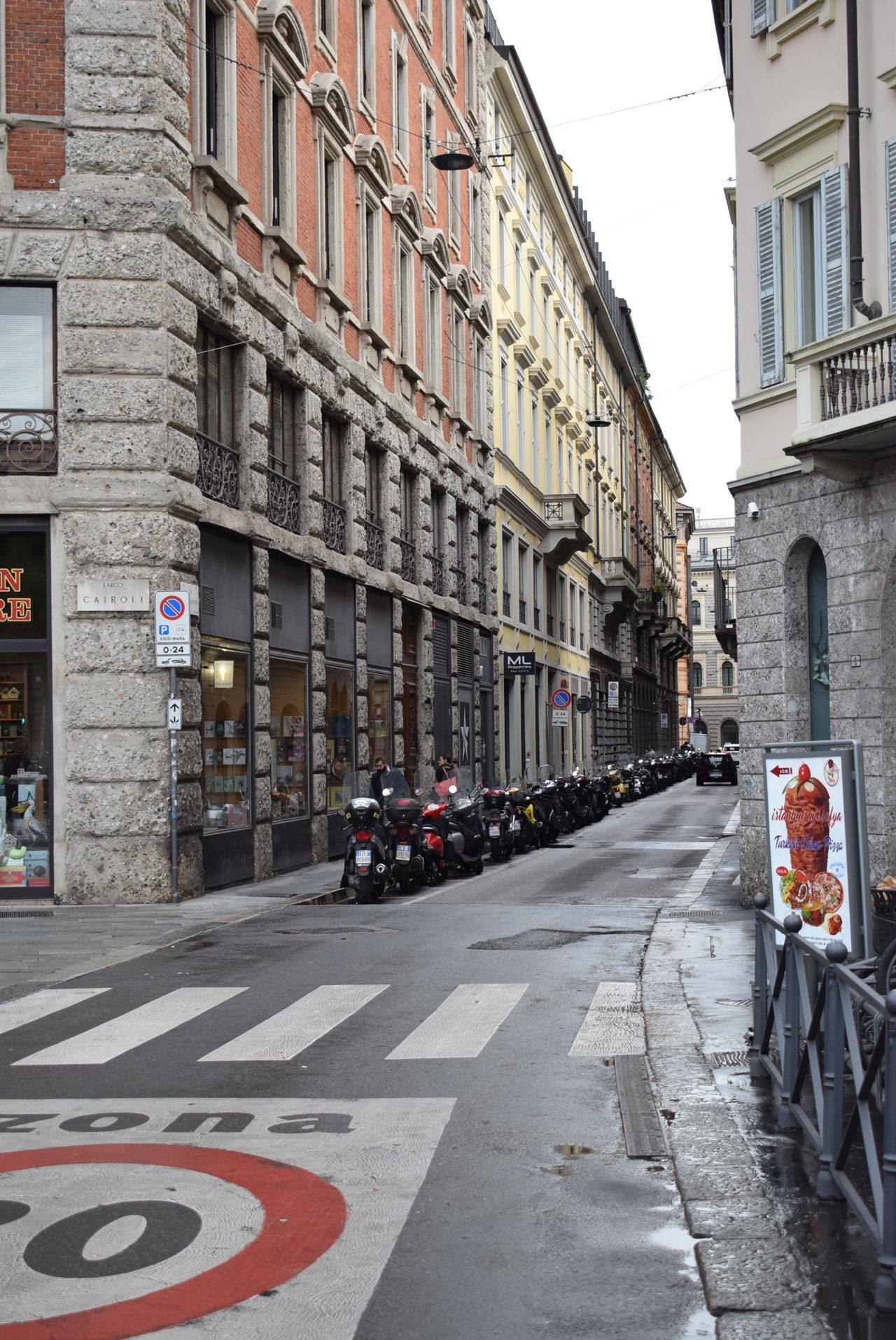 バイク天国☆イタリアの旅 その5 ミラノ街を散策_d0099181_10585669.jpg