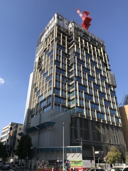 渋谷スクランブルスクエア、ニコライバーグマン、ベルコモンズ跡地_e0397389_13491489.jpeg