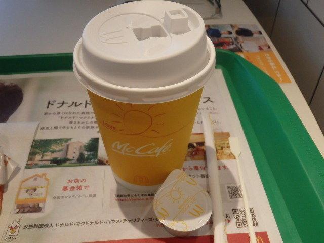 マクドナルド     2号線脇浜店_c0118393_09033940.jpg