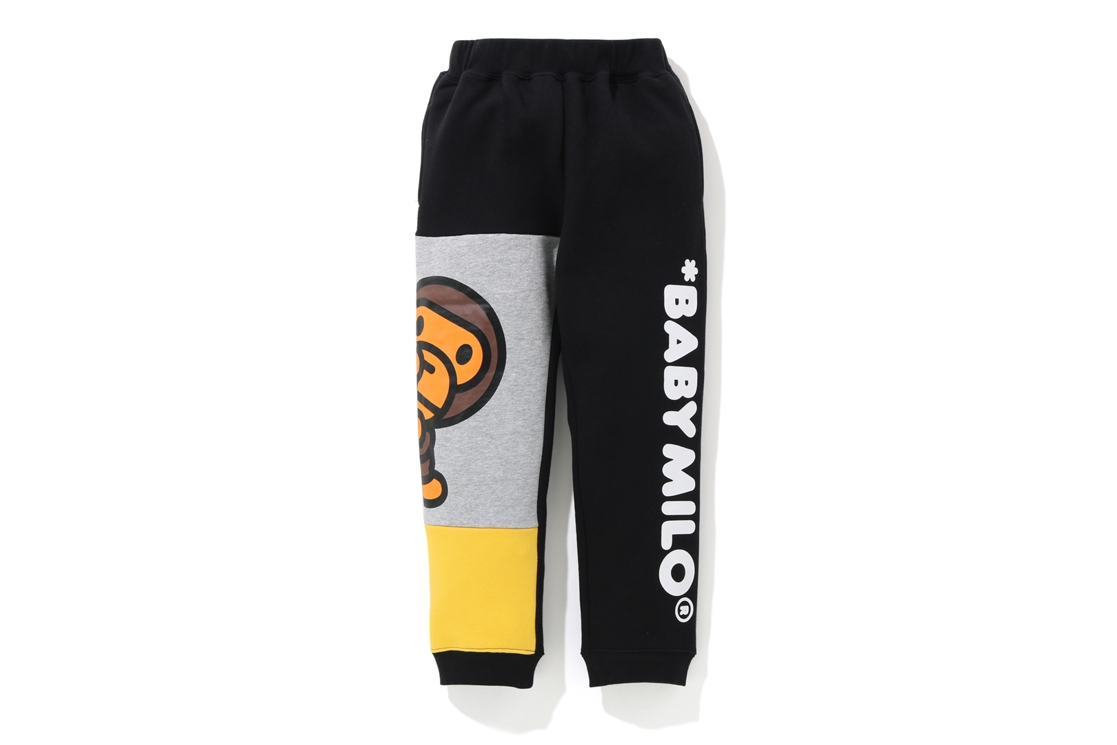 BABY MILO® COLOR BLOCK SWEAT PANTS_a0174495_17223748.jpg