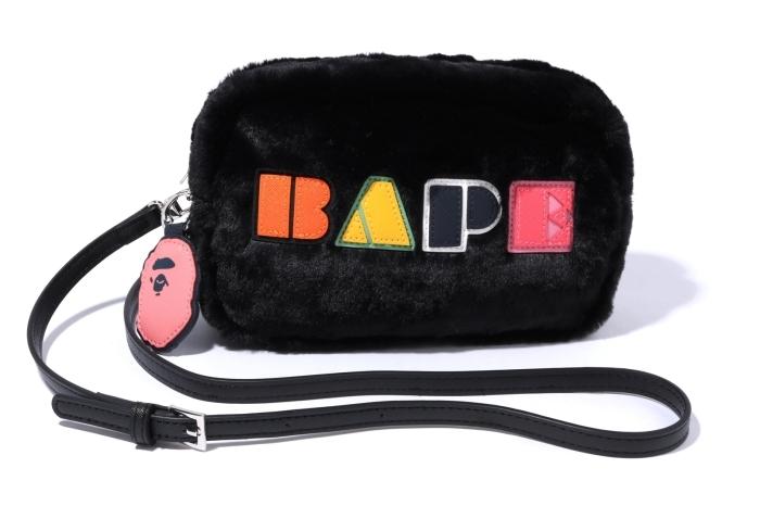 BAPE APPLIQUE BOA SHOULDER BAG_a0174495_17485522.jpg