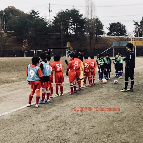 【U-10 泉ドリームカップ】 初日の結果 November 23, 2019_c0365198_21025350.jpg