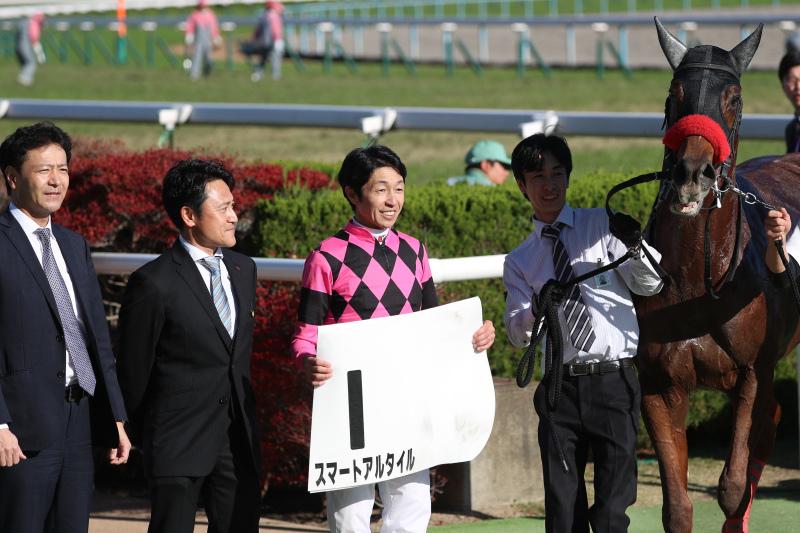 2019年11月23日 JRA年間100勝&ラジオNIKKEI杯京都2歳S(GⅢ)_f0204898_18293117.jpg
