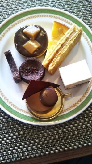 川崎日航ホテル 夜間飛行 チョコレートスイーツブッフェ_f0076001_22203216.jpg