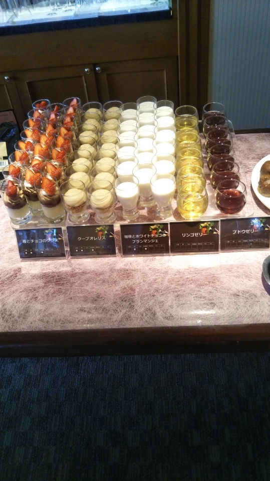 川崎日航ホテル 夜間飛行 チョコレートスイーツブッフェ_f0076001_22444245.jpg