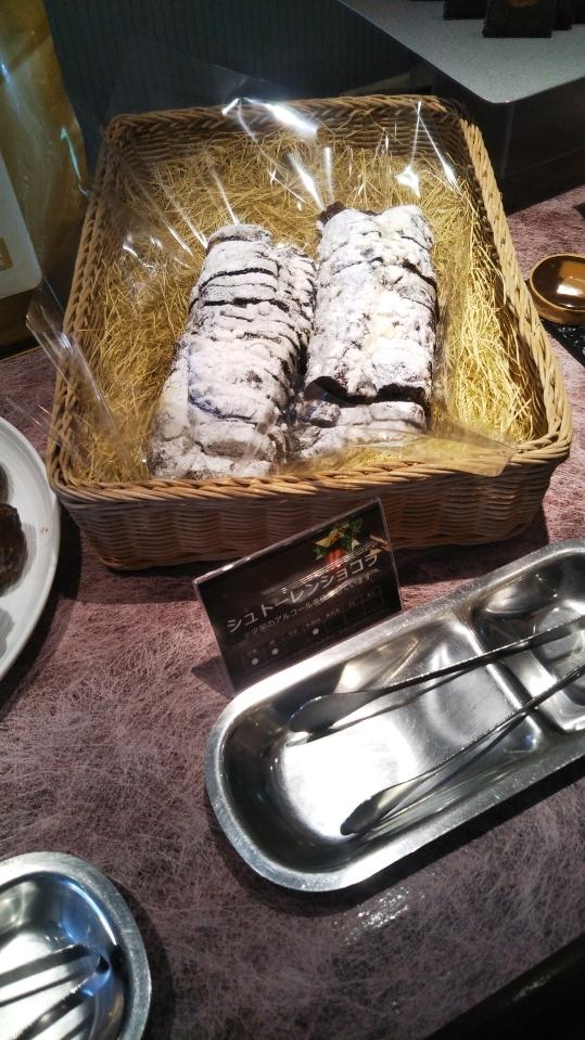 川崎日航ホテル 夜間飛行 チョコレートスイーツブッフェ_f0076001_22450684.jpg